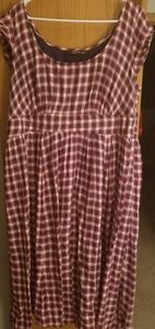 Eshaki Plaid dress worn once